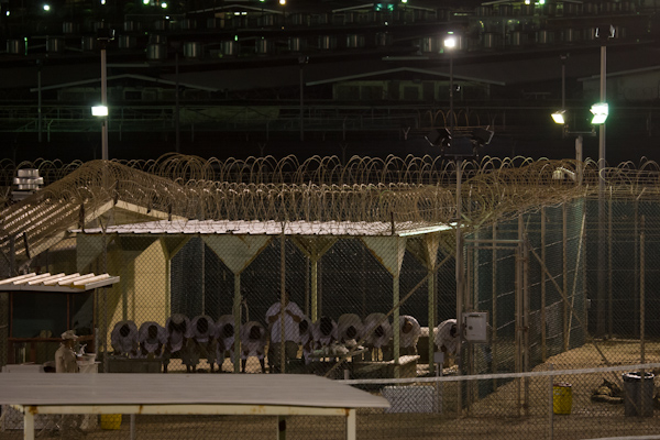 Guantanamo Bay Morning Prayer